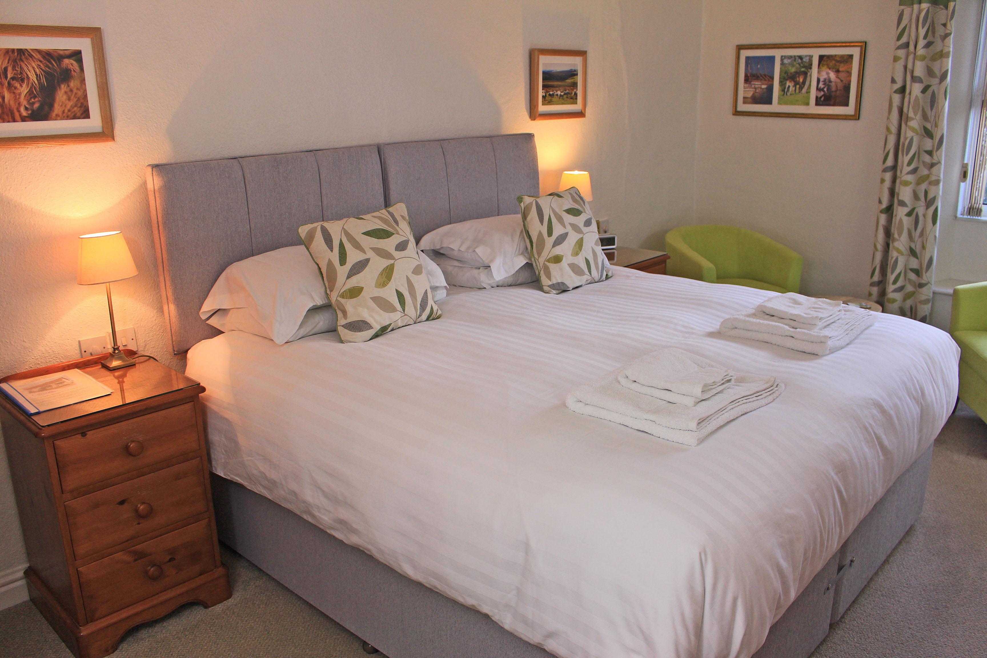 Bedroom 4 The Cottage B&B